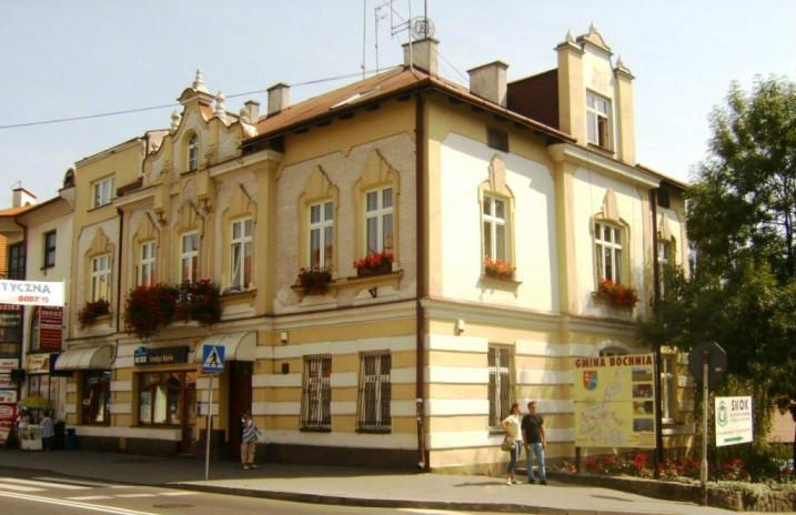 Budynek Urzędu Gminy Bochnia