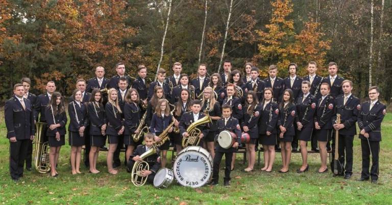 Młodzieżowa Orkiestra Dęta z Baczkowa